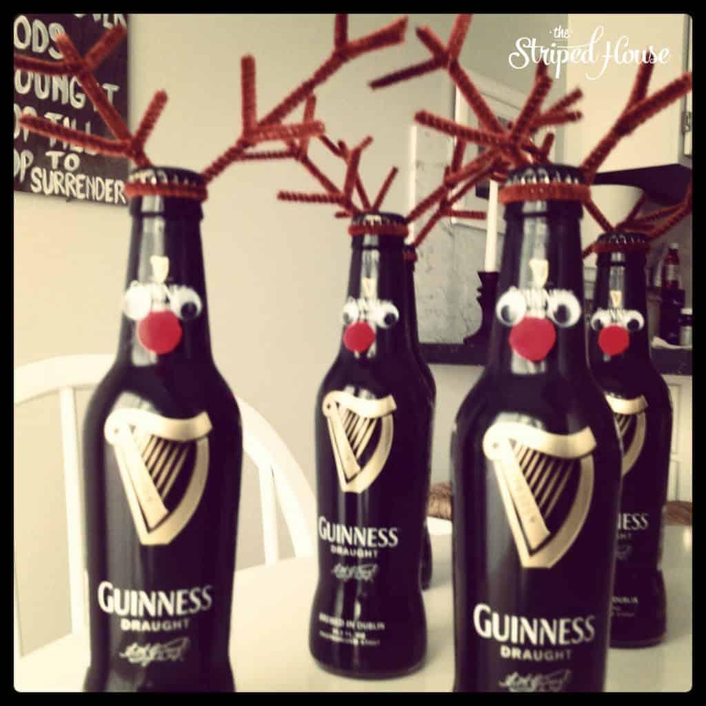 Guinness Reindeer watermark