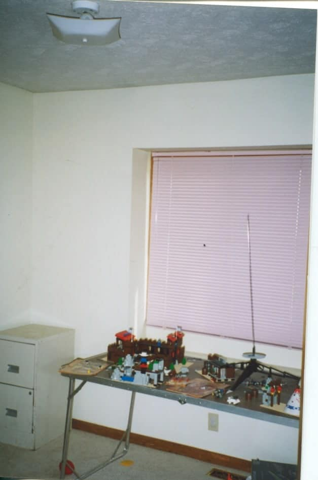 Before Photos of My House   The Striped House