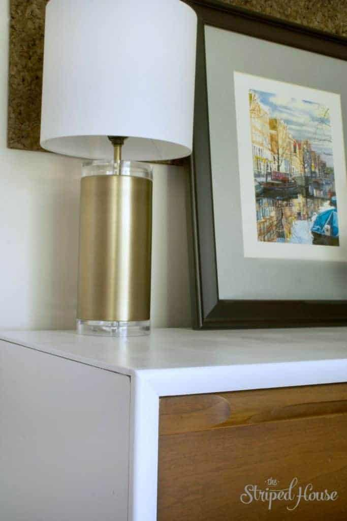 Dining Room Credenza Makeover 3 - The Striped House