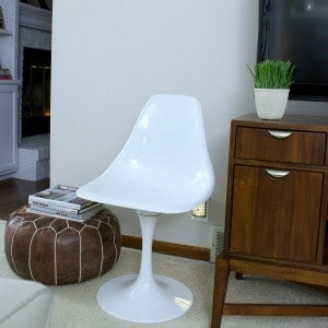 Burke Tulip Chair Makeover