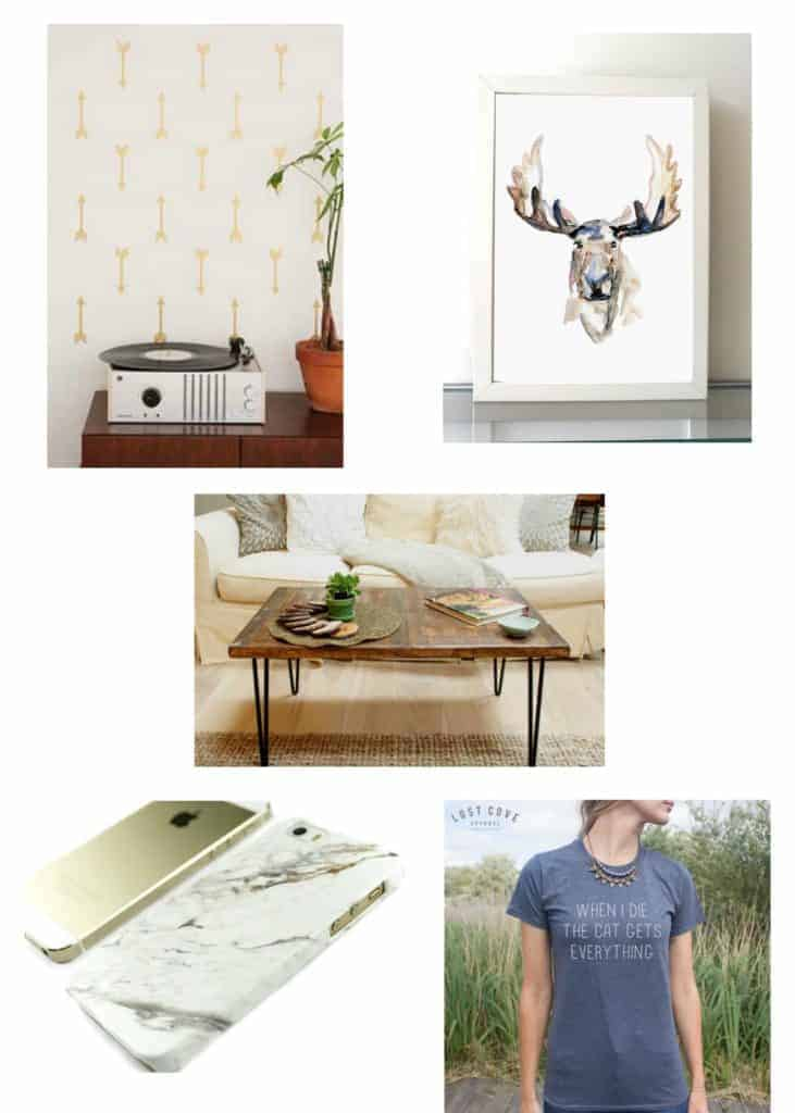 The Striped House - Etsy Faves 1