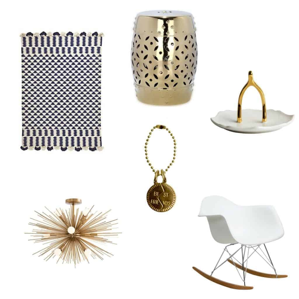 The Striped House Domino Wish List