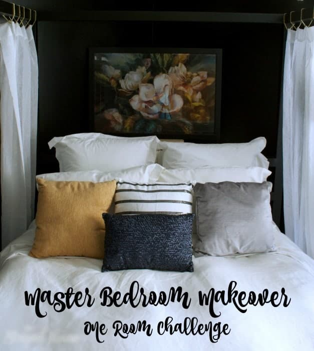 master bedroom makeover the one room challenge the striped house