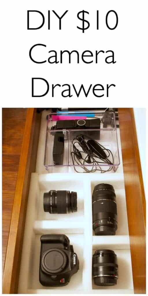 The Striped House - $10 Camera Drawer 4
