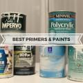 Best Primers & Paints