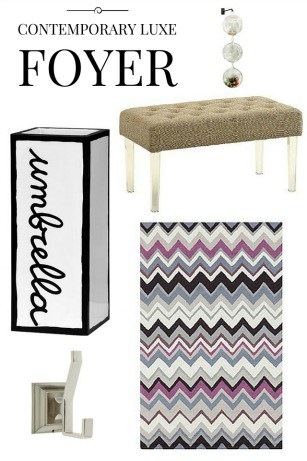 Four Looks for Your Foyer