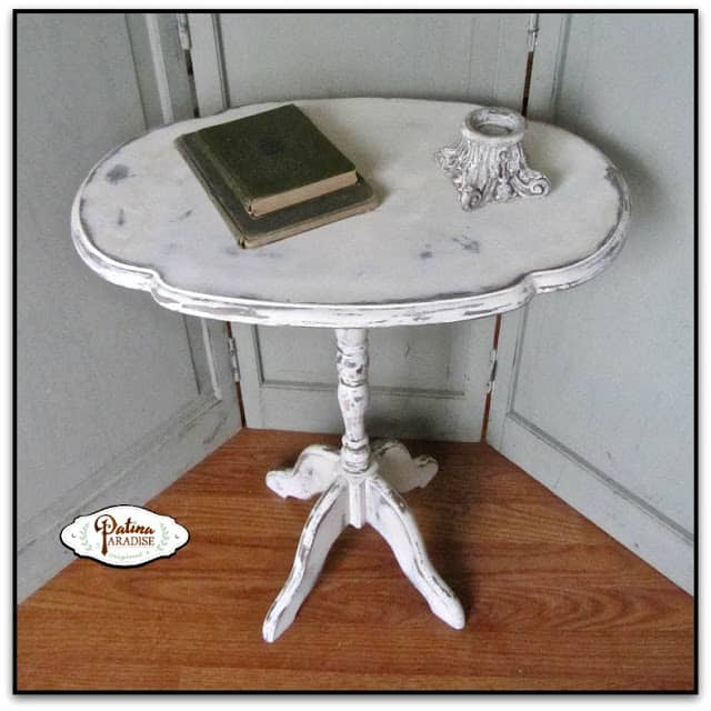 Tilt Top Table Wide square