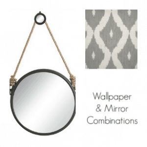 Couples:  Mirrors & Wallpaper