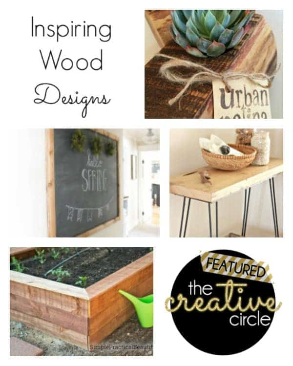 Inspiring Wood Designs Features 61