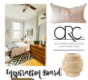 GUEST BEDROOM MAKEOVER  |  ORC WEEK 1