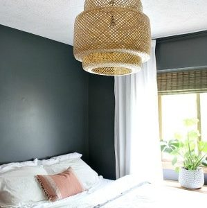 GUEST BEDROOM MAKEOVER | ONE ROOM CHALLENGE WEEK 5
