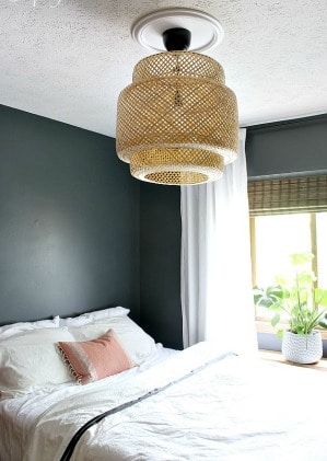 GUEST BEDROOM MAKEOVER | ONE ROOM CHALLENGE WEEK 5
