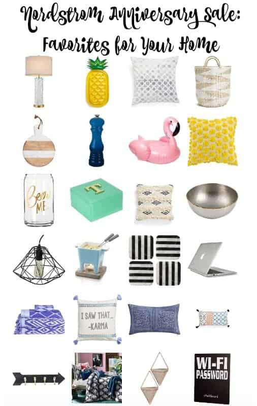 Nordstrom Anniversary Sale Favorites for Your Home