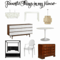 Favorite Things in my House thumbnail