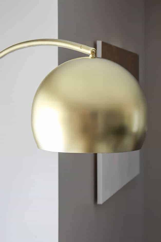 gold-spray-paint-arc-lamp-living-room