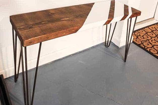 garage-makeover-custom-midcentury-modern-bench-drop-zone-1