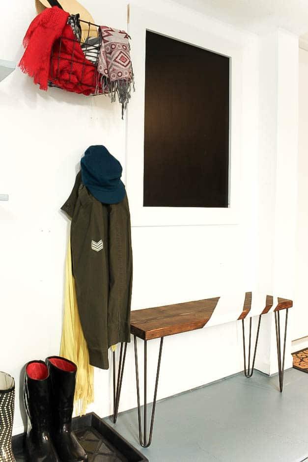 garage-makeover-custom-midcentury-modern-bench-drop-zone-2