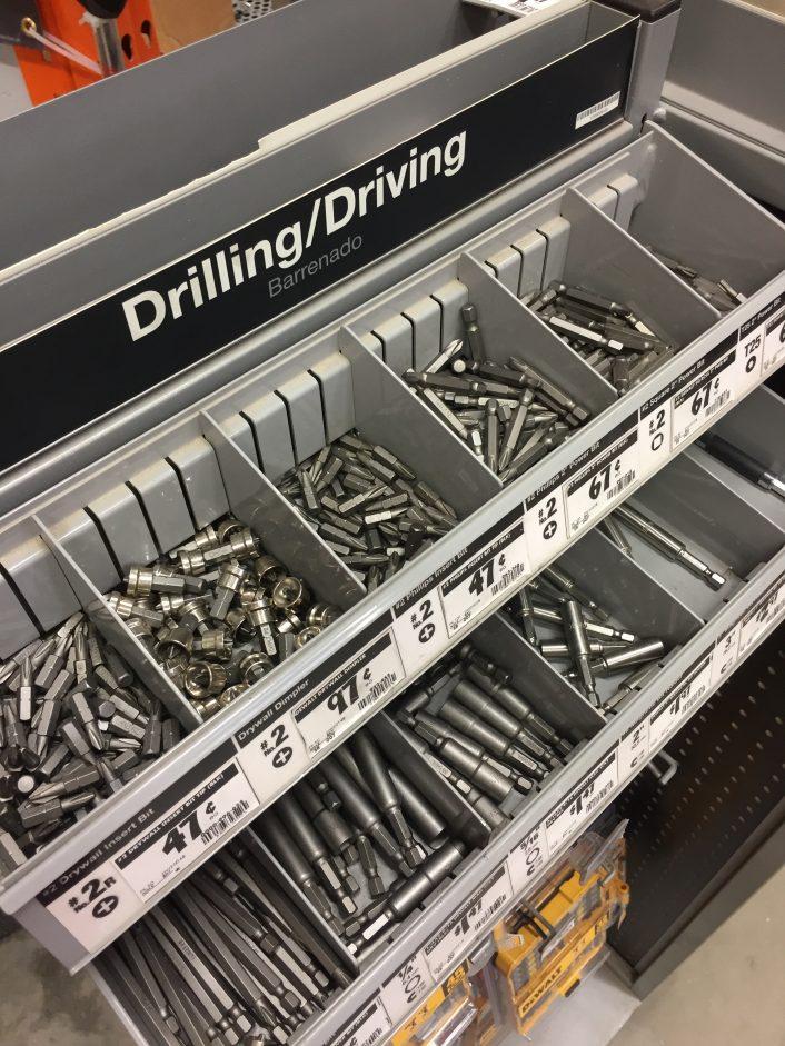 home-depot-individual-drill-bits