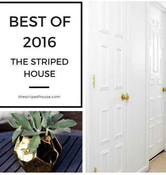 BEST OF THE STRIPED HOUSE 2016