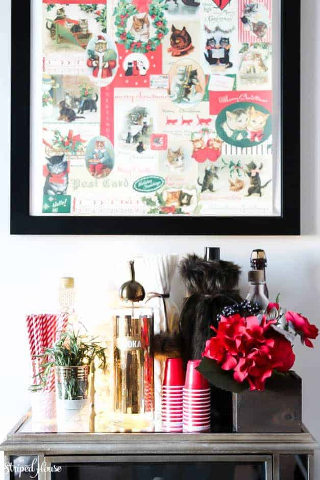 modern-traditional-scandinavian-christmas-home-tour-bar