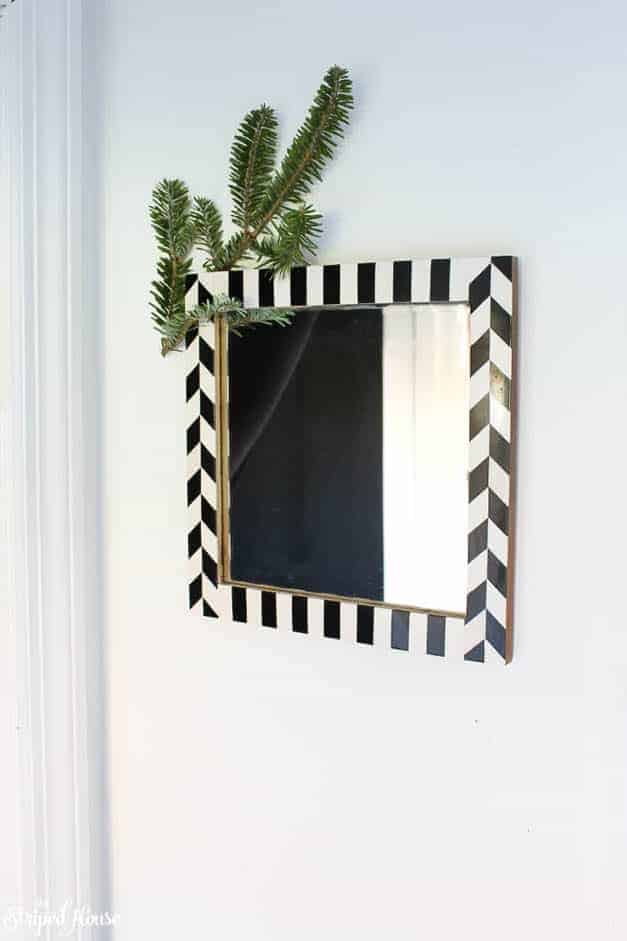 modern-traditional-scandinavian-christmas-home-tour-bathroom-mirror