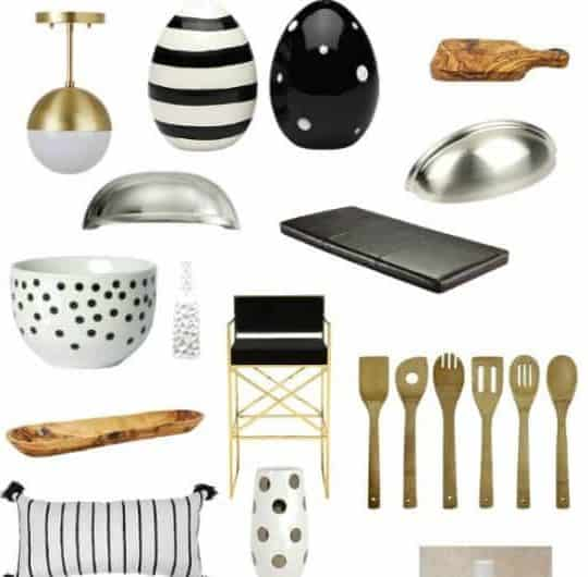 LOOK FOR LESS: SHAY MITCHELL'S KITCHEN
