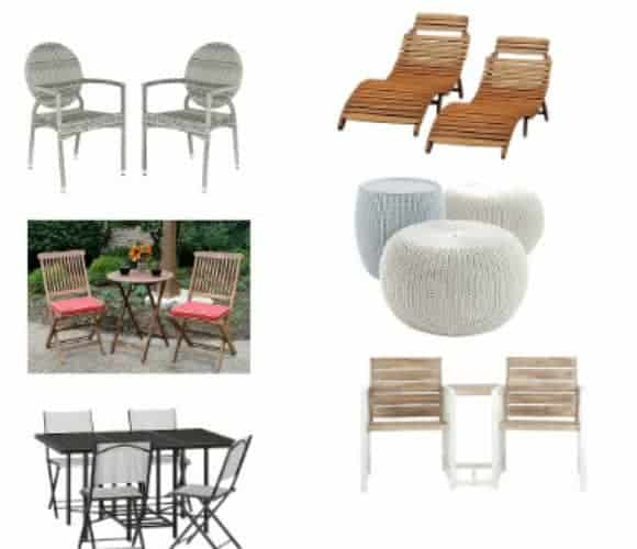 CHEAP PATIO FURNITURE SETS