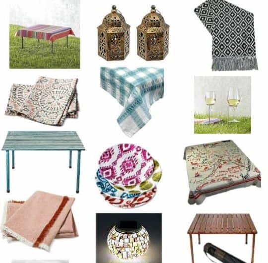 BOOZY OUTDOOR DECOR AND FURNITURE