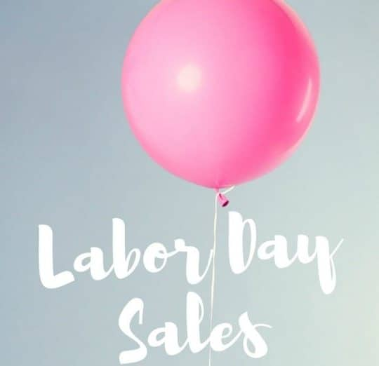 LABOR DAY SALES FOR HOME DECOR