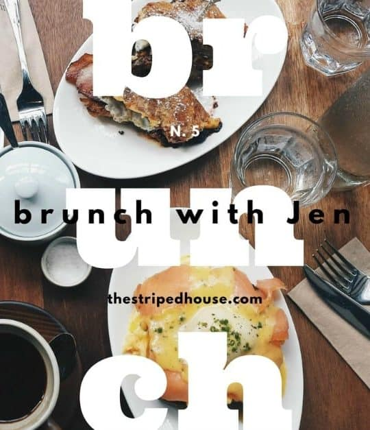 BRUNCH WITH JEN N.5