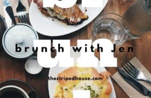 Go make yourself a Bloody Mary and join me for Brunch with Jen, where I share my weekly finds.