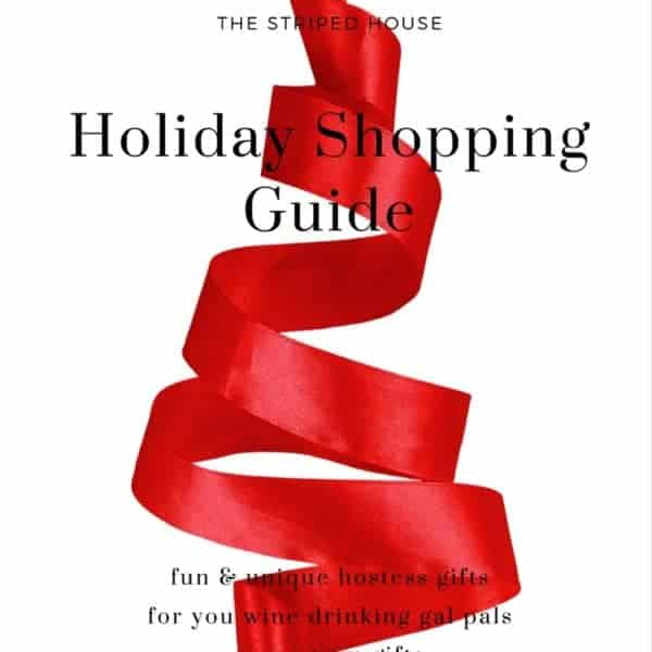 The Striped House Holiday Shopping Guide 2017 - Everything under $40