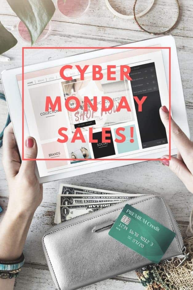 favorite Cyber Monday sales on home decor 2017
