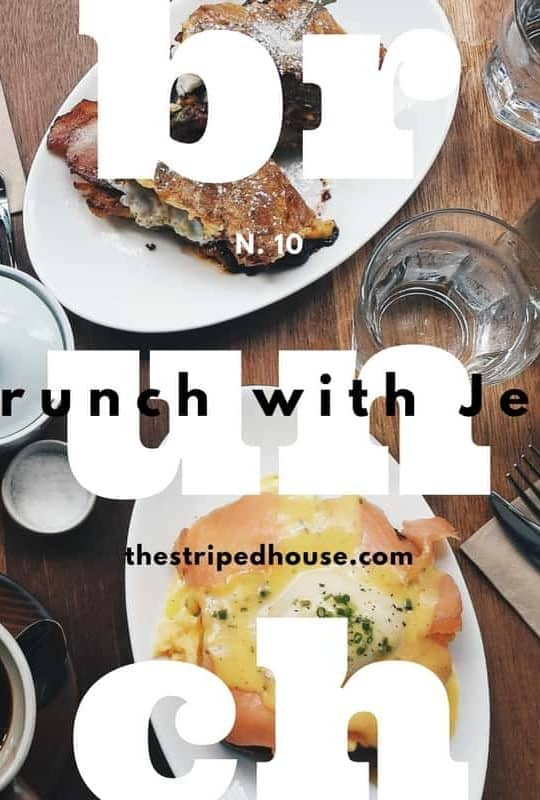 BRUNCH WITH JEN N.10